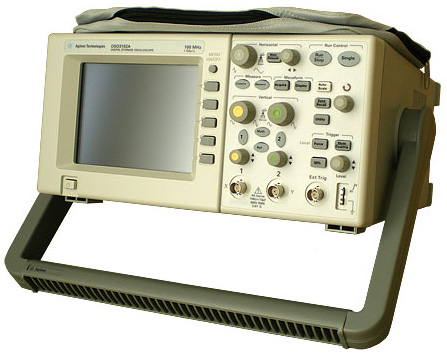 Agilent Technologies DSO3102A