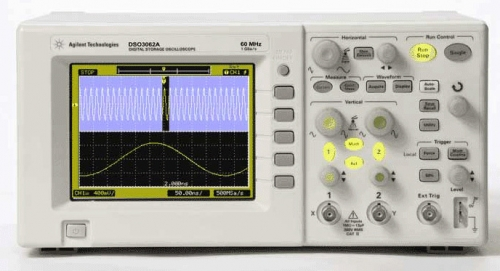 Agilent Technologies DSO3062A